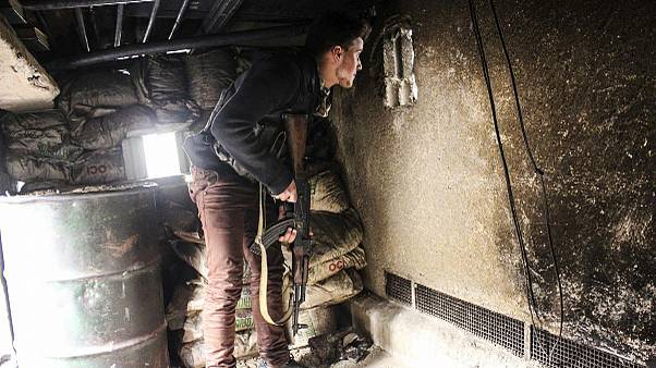 IS-Offensive auf Flüchtlingslager in Damaskus