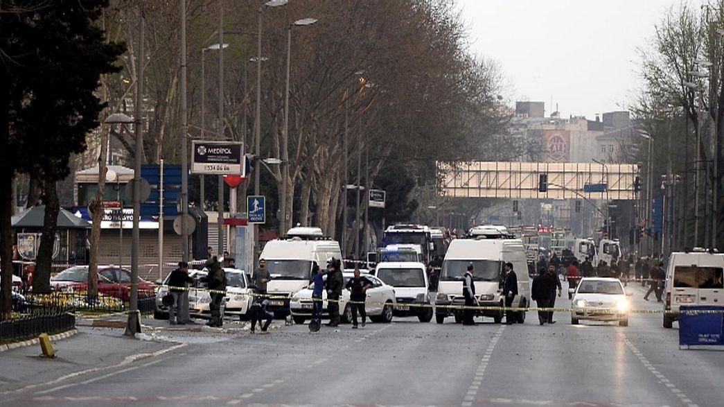 Weiterer Anschlag in der Türkei: Polizei erschießt Angreiferin