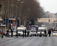 Female attacker shot dead near Instanbul police HQ