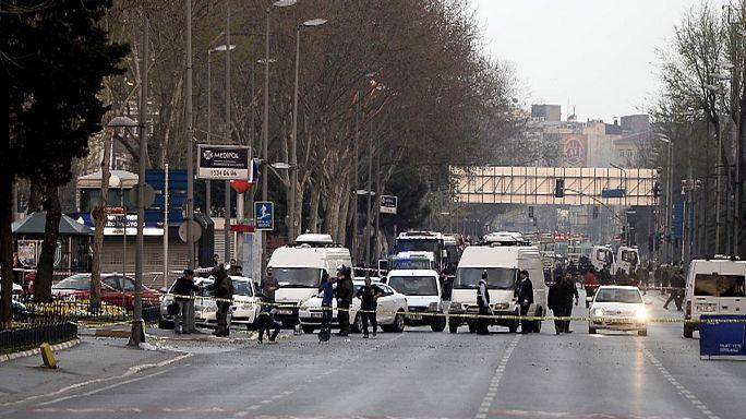 Управление безопасности Стамбула подверглось нападению