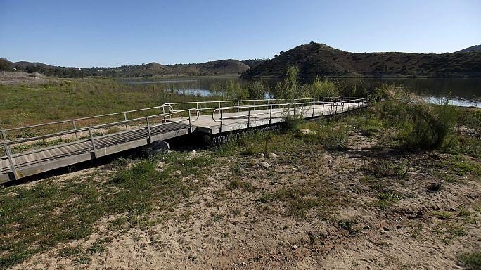 Kaliforniya'da kuraklık alarmı