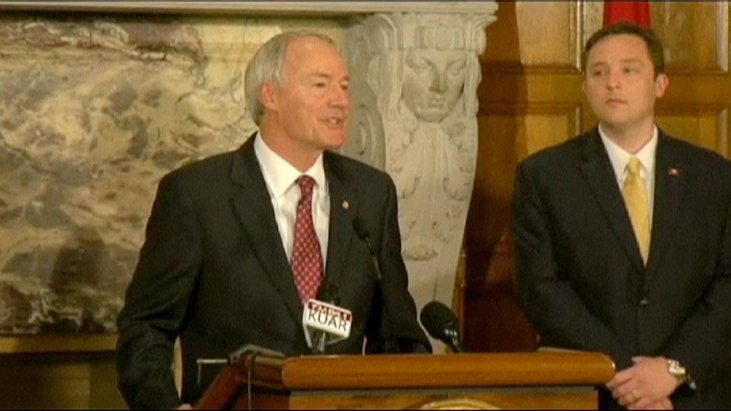 Arkansas : le gouverneur revient sur une loi jugée discriminatoire envers les homosexuels