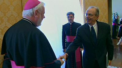 The Vatican and Italy agree new deal to end banking secrecy
