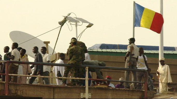 Le pont reliant N'Djamena au Cameroun, axe commercial menacé