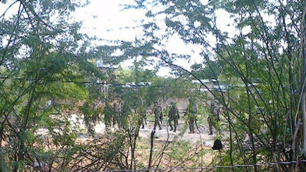 كينيا: قتلى وجرحى في هجوم مسلح على جامعة غاريسا