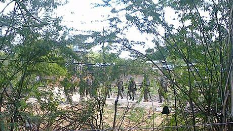 Gunmen attack university in Kenya close to the border with Somalia