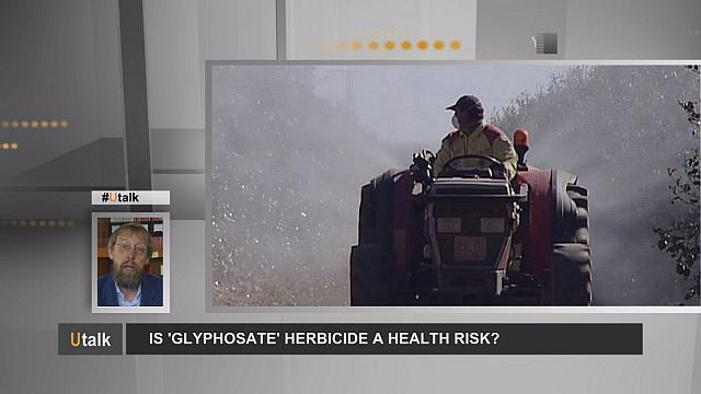 Is 'Glyphosate' herbicide a health risk?