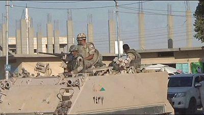 Anschläge in Sinai: Ägyptische Soldaten getötet