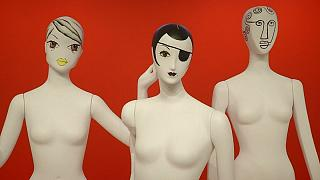 Κούκλες βιτρίνας του Ραλφ Πούτσι σε έκθεση στη Νέα Υόρκη