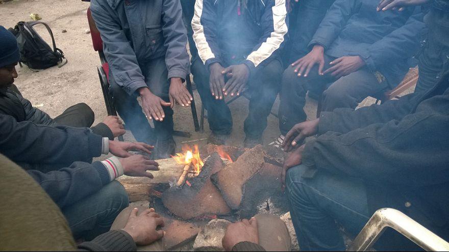 Avrupa'nın göbeğinde bir insanlık ayıbı: 'Fransa, Calais Mülteci Kampı'