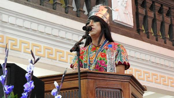 Guatemala's trans indigenous beauty pageant is about more than just a pretty face