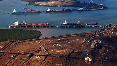 Iron ore price hits new low and trends lower in oversupplied market