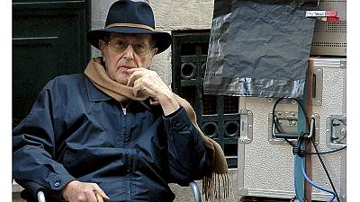 Manoel de Oliveira: A long and successful movie-making career