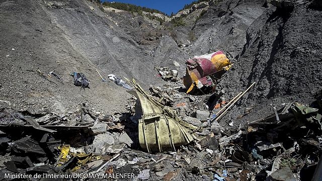 "French investigators find second ""black box"" from Germanwings crash"