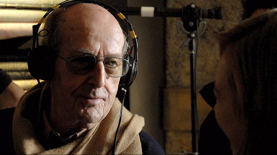 Portuguese movie-maker Manoel de Oliveira dies, aged 106