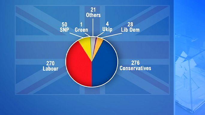 بريطانيا: أول مناظرة تلفزيونية لحملة الانتخابات العامة