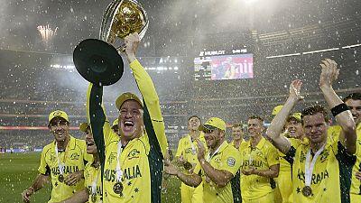 Australia reign supreme at Cricket World Cup as Fiji take down All Blacks in Hongkong