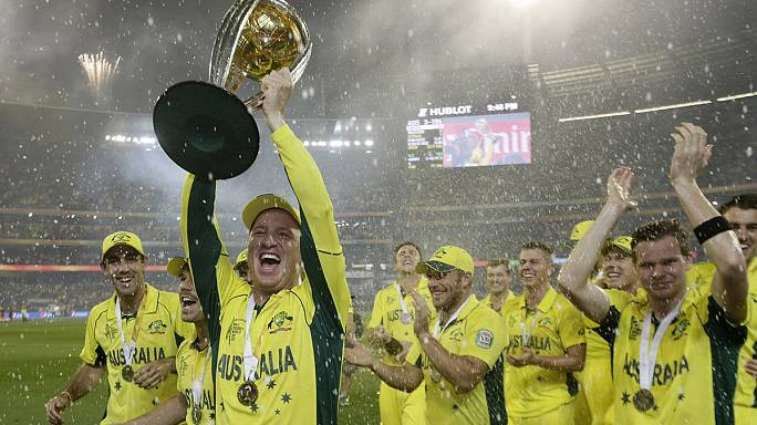 Australia reign supreme at Cricket World Cup as Fiji take down All Blacks in Hongkong