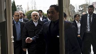 Joint statement between Iran's Zarif and EU's Mogherini is being finalised