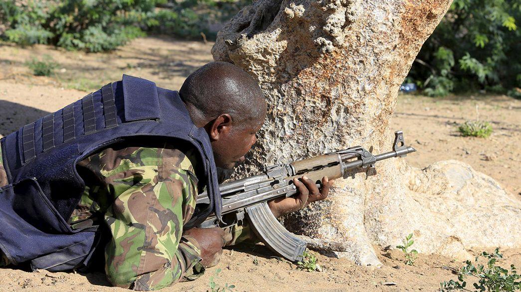 Bislang mindestens 70 Opfer bei Anschlag somalischer Islamisten auf Universität in Kenia