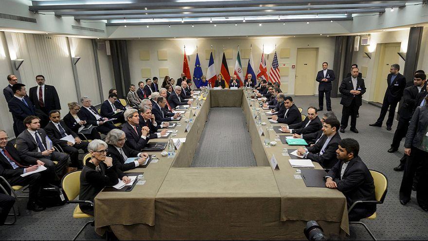 ضغط وترقب بشأن مفاوضات لوزان حول البرنامج النووي الإيراني