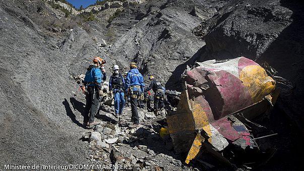 """Germanwings: seconda scatola nera danneggiata, """"ma contiamo di poterla esaminare"""""""