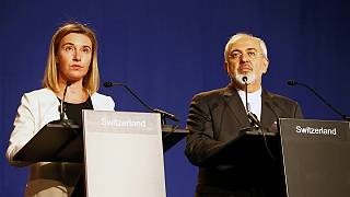 Accord historique à Lausanne sur le nucléaire iranien