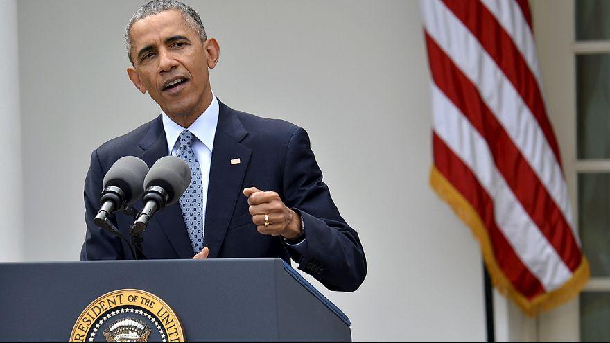 Obama: a diplomácia a legjobb megoldás