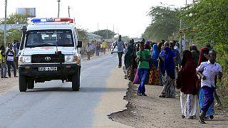 کشته شدن ۱۴۷ تن در حمله شبه نظامیان الشباب به دانشگاهی در کنیا