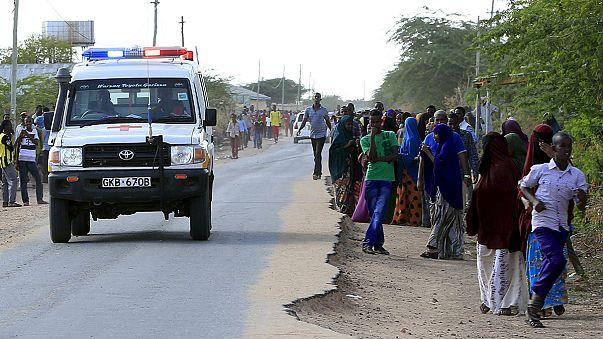 مئة وسبعة وأربعون قتيلا في الهجوم على جامعة غاريسا الكينية