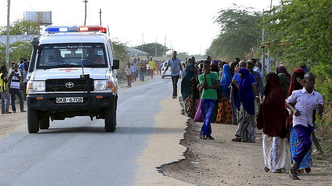 Garissa: majdnem 150 halott a kenyai egyetemi kampuszban
