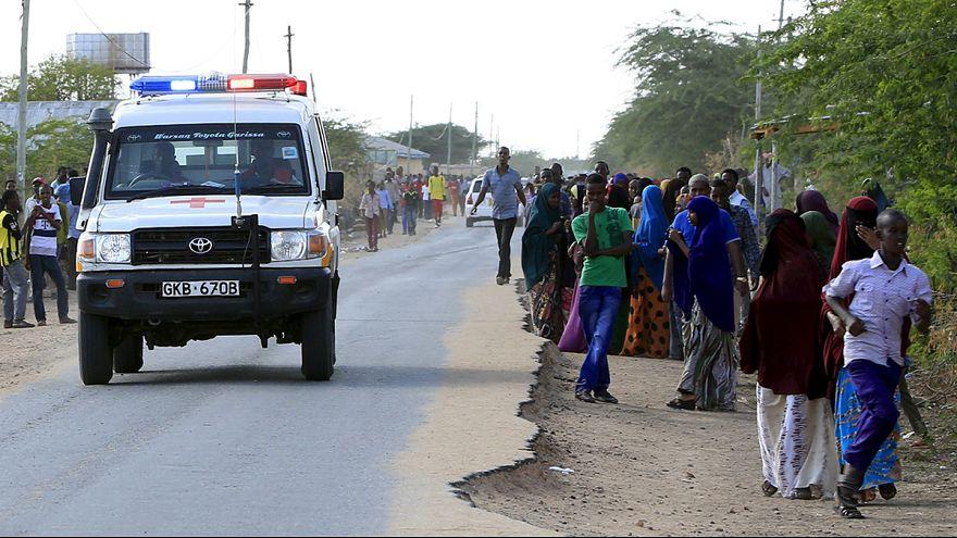 Masacre en una universidad de Kenia