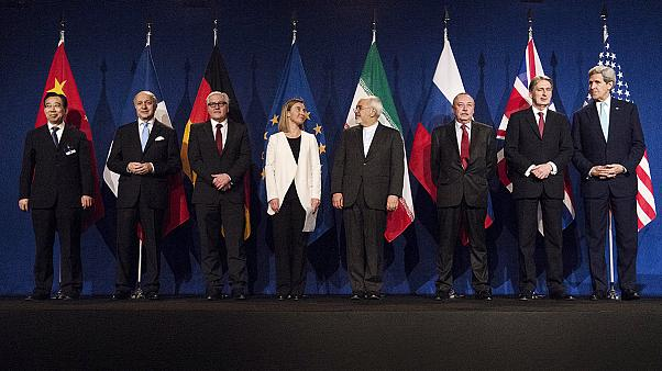 Iran and world powers reach outline nuclear deal