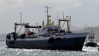 Rússia: 13 desaparecidos após naufrágio de arrastão
