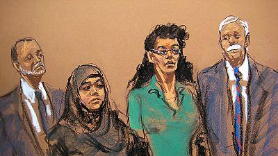 New York: zwei Frauen wegen Planung von Terroranschlägen angeklagt