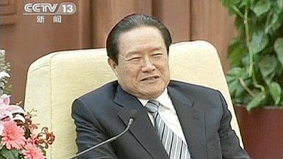 El exjefe de Seguridad chino Zhou Yongkang, acusado de corrupción
