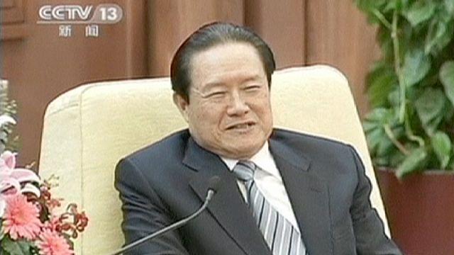 L'ancien chef de la police en Chine, Zhou Yongkang, inculpé de corruption et d'abus de pouvoir.