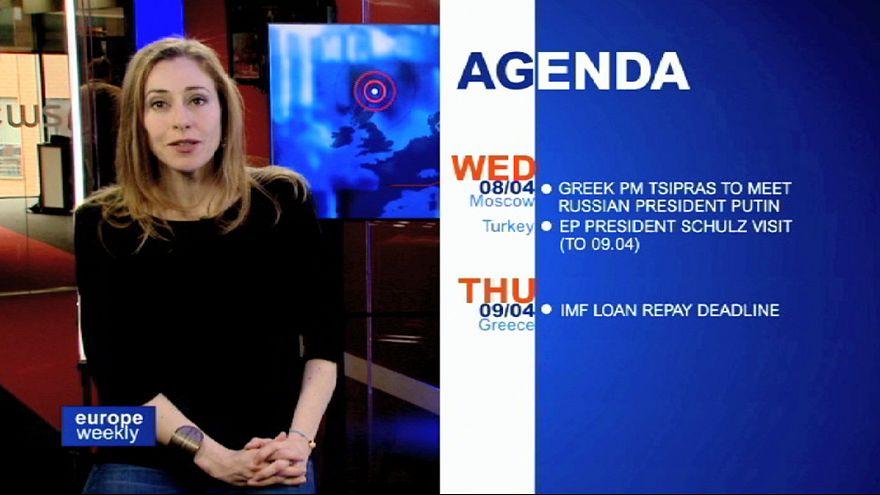 Греция обещает. Нет квот на молоко. Со смехом о джихаде