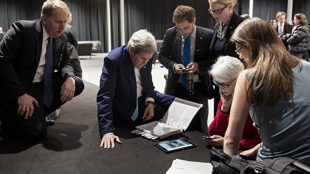 What do key players think of the outline Iran nuclear deal: overview