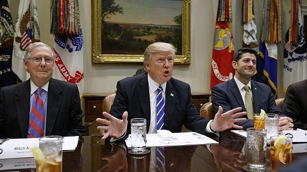 Donald Trump,Paul Ryan,Mitch McConnell