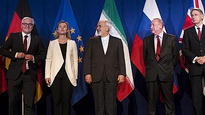 Acordo histórico com o Irão