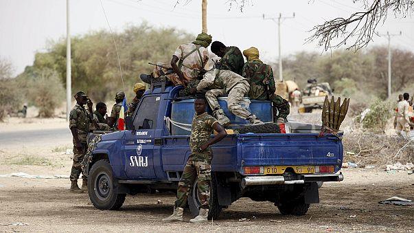 """Stabschef der Armee im Tschad: """"Boko Haram hat Versorgungsachse blockiert"""""""