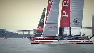 Luna Rossa pull out of America's Cup over row about size of catamarans
