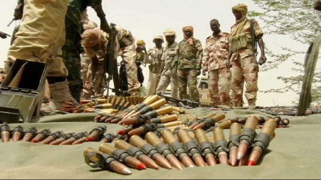 Nijerya'da ordu Boko Haram ile mücadeleyi elden bırakmıyor