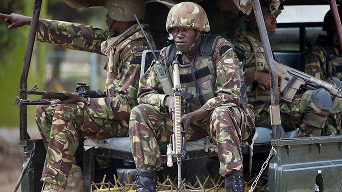 Кения: арестованы подозреваемые в нападении на университет