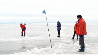 A round of golf in Siberia, anyone?