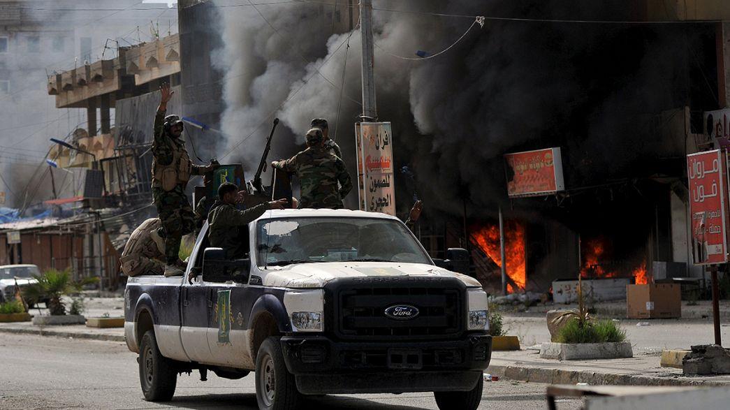 Milícias xiitas acusadas de pilhar Tikrit