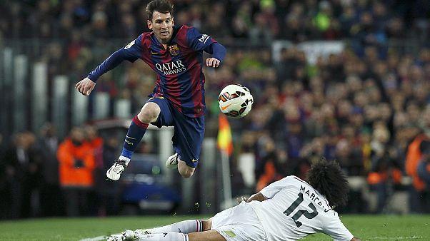 Barcellona: Messi recupera, in campo con il Celta