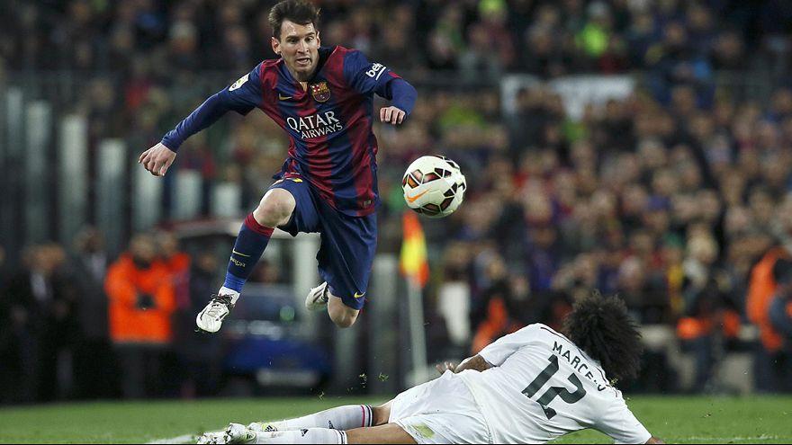 Messi match fit