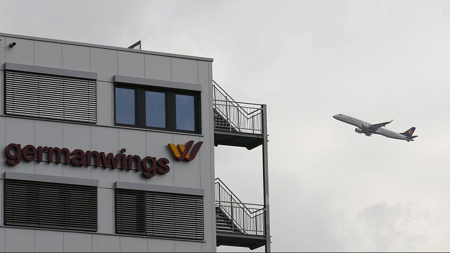 انتهاء عمليات البحث عن جثث ضحايا طائرة جيرمان آيروينغز